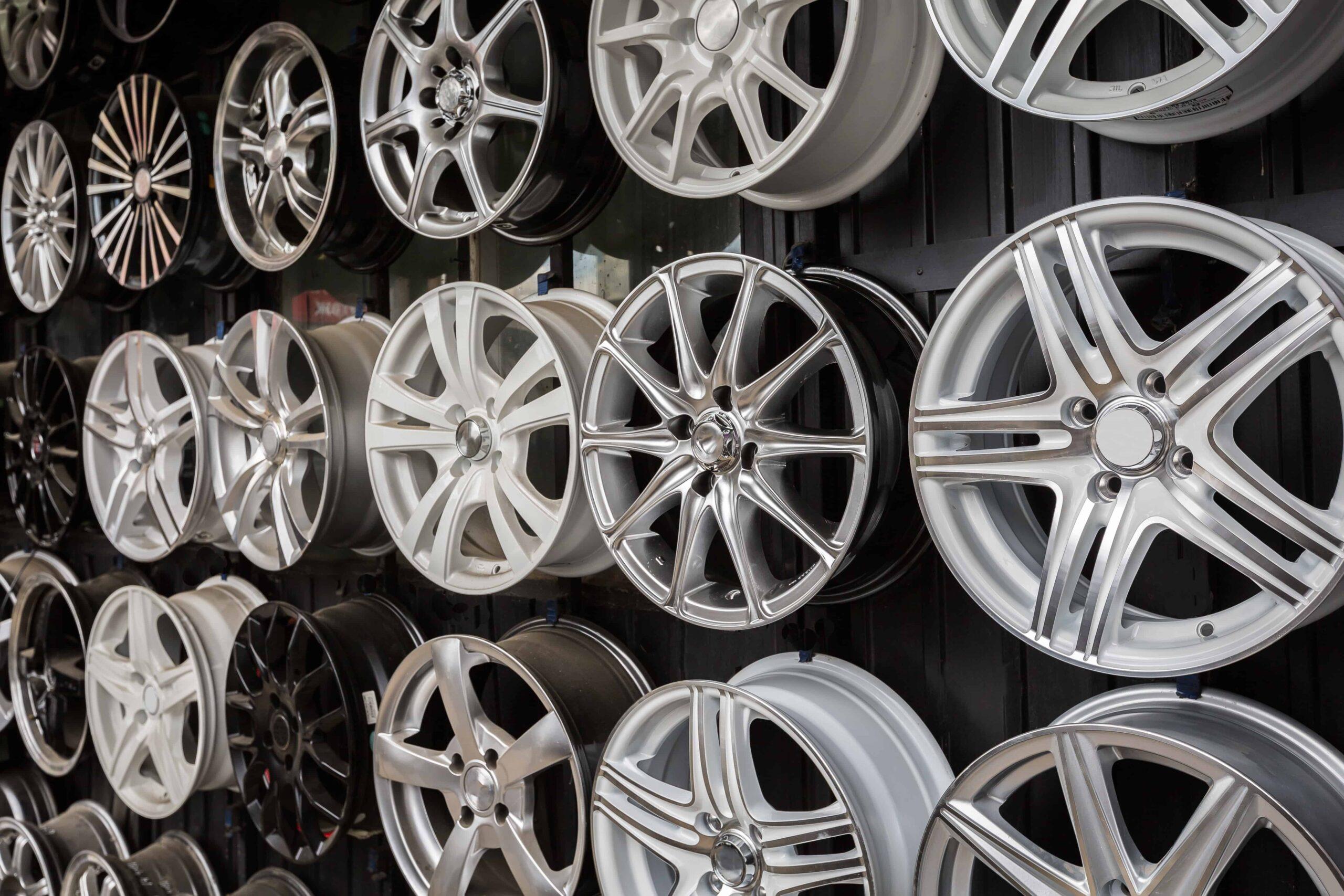 Automobile Aluminum Rims