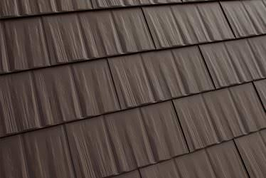 Interlock Cedar Shingle Metal Roofing