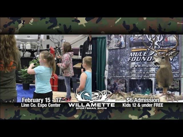 Willamette Sportsman Show 2019 Kezi Promo