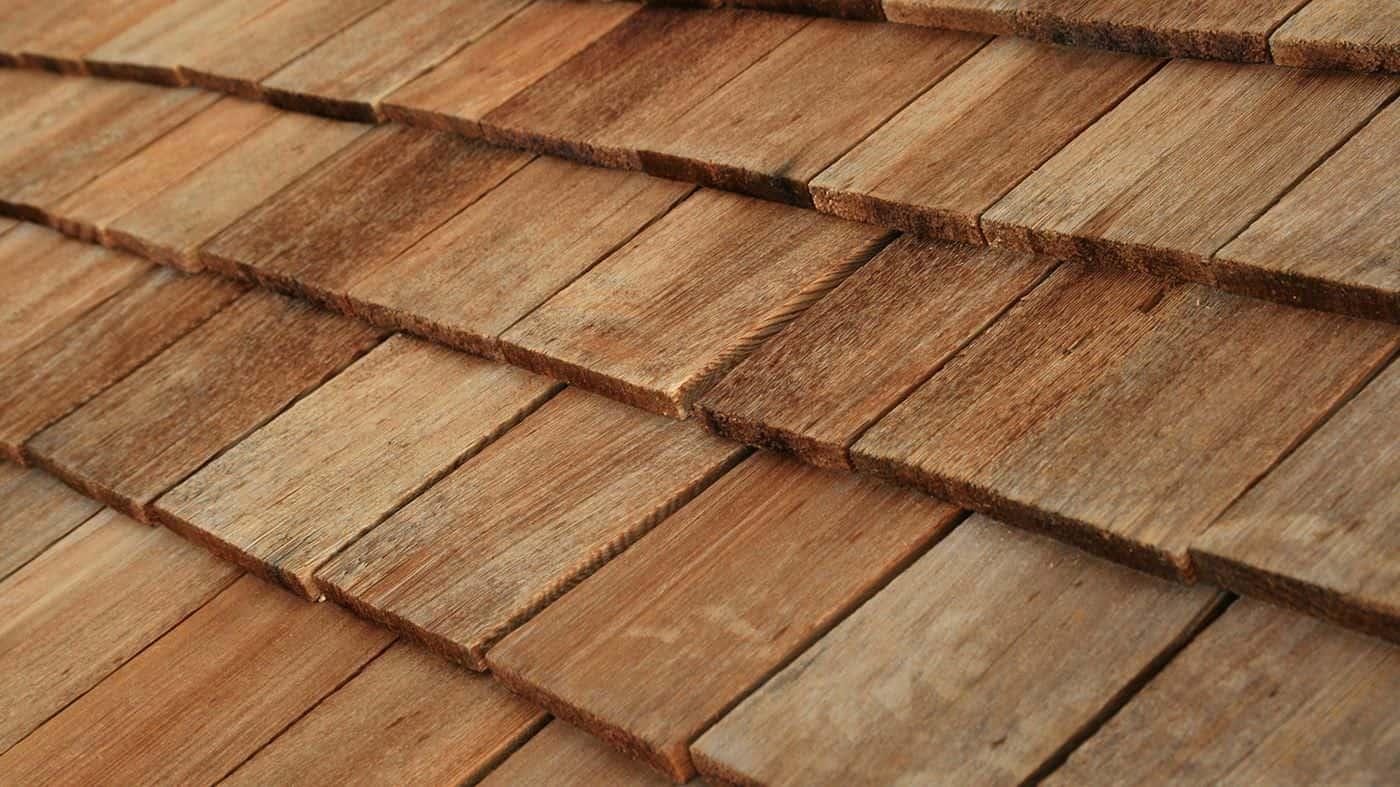 Wood Shingles and Shake Roofing