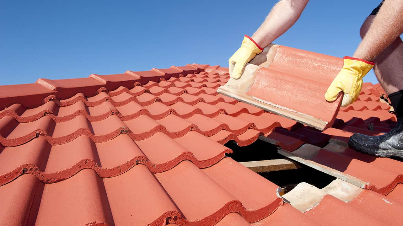 Clay Or Concrete Tile Roof Problems Interlock Metal Roofing