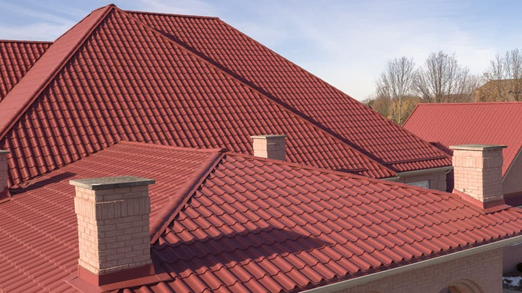 Interlock Metal Roofs Strong